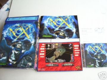 Nox ..PC game....Big Box Edition ...Very Rare